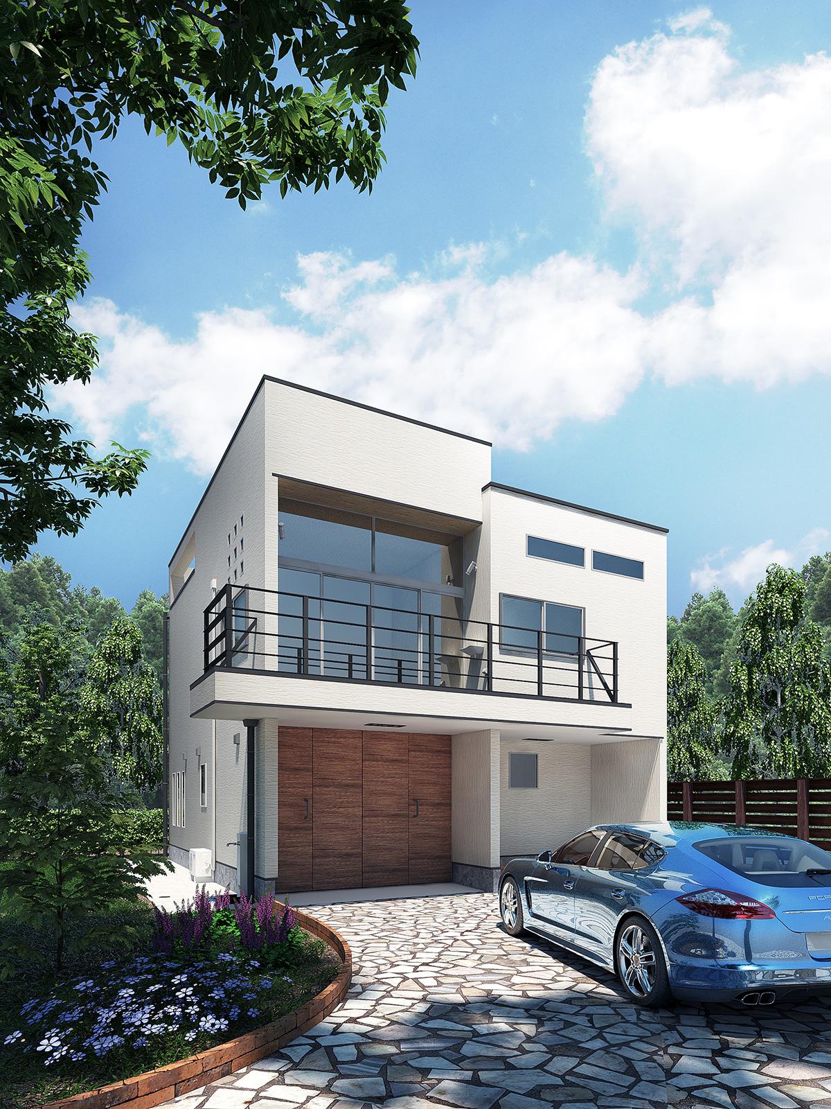 HQ-08 | 戸建て住宅