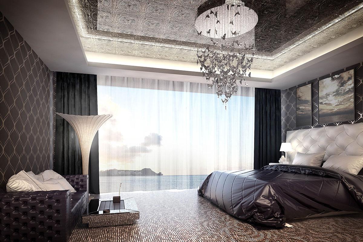 HQ-17 | ベッドルーム