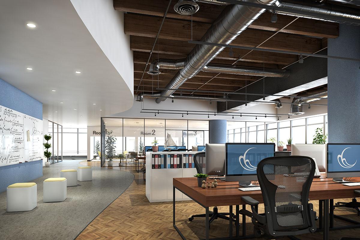 HQ-12 | オフィス