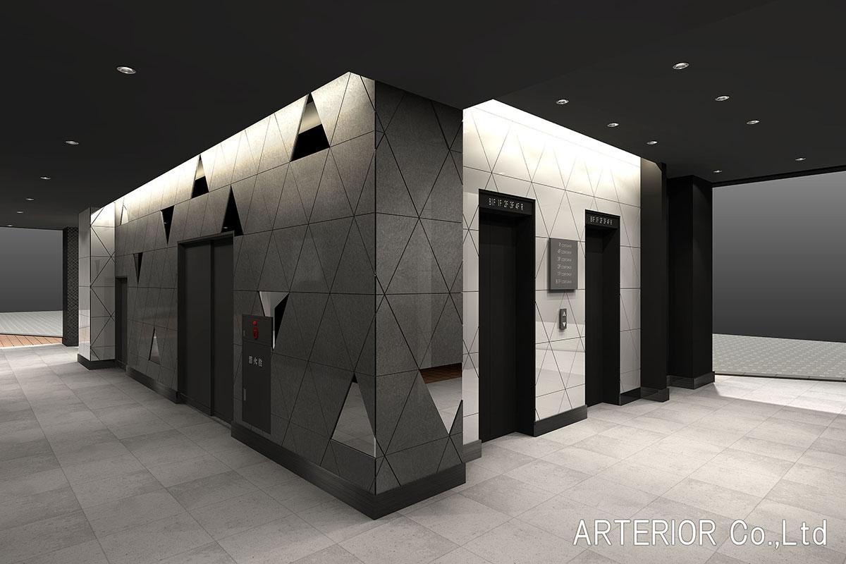 EV-01 | エレベーターホール